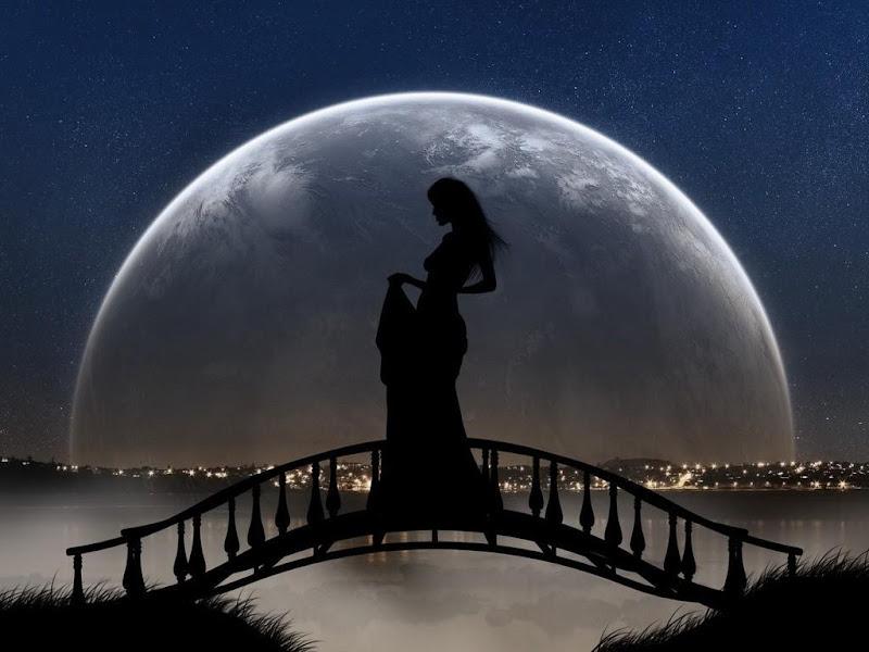 Moon Walk, Moon Magic