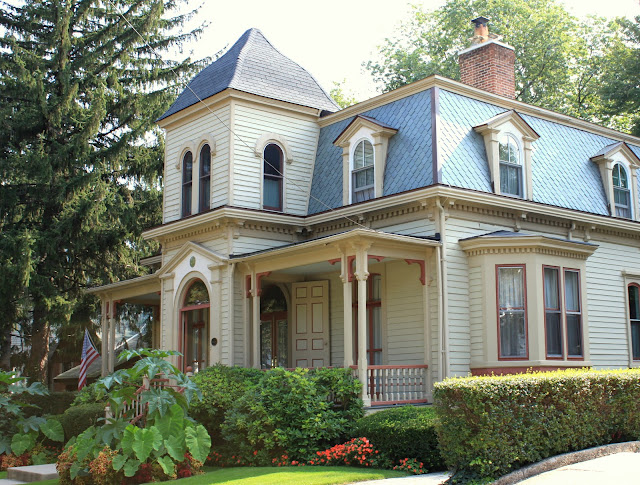 Second Empire Victorian Home in Grymes Hill