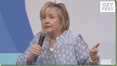 Hillary Clinton Bashes Trump We Don't Know Where He Stands And It's Deeply Disturbing