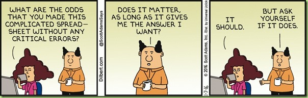 the answer you want dilbert