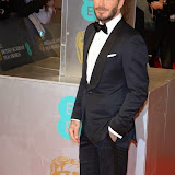 OIC - ENTSIMAGES.COM - David Beckham at the EE British Academy Film Awards (BAFTAS) in London 8th February 2015 Photo Mobis Photos/OIC 0203 174 1069