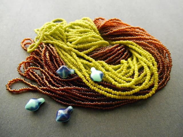 Dew Drops Bead Color Idea