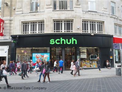 size 40 954e7 f384e Schuh on Church Street - Shoe Shops in City Centre ...