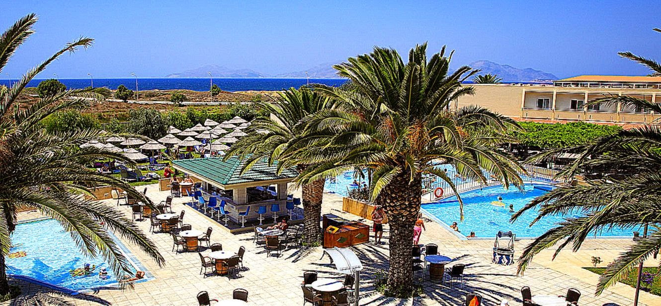 Sandy Beach Hotel Kos island Marmari Greece   All Inclusive Beach