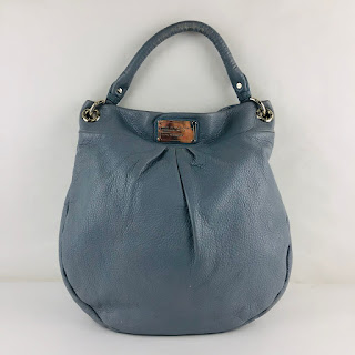 Marc by Marc Jacobs Pebbled Leather Hobo Bag
