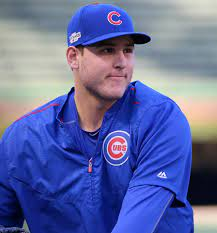 Anthony Rizzo Age, Wiki, Biography, Wife, Children, Salary, Net Worth, Parents