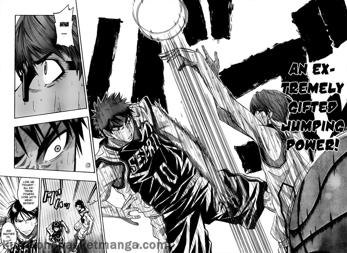Kuroko no Basket Manga Chapter 31 - Image 14-15
