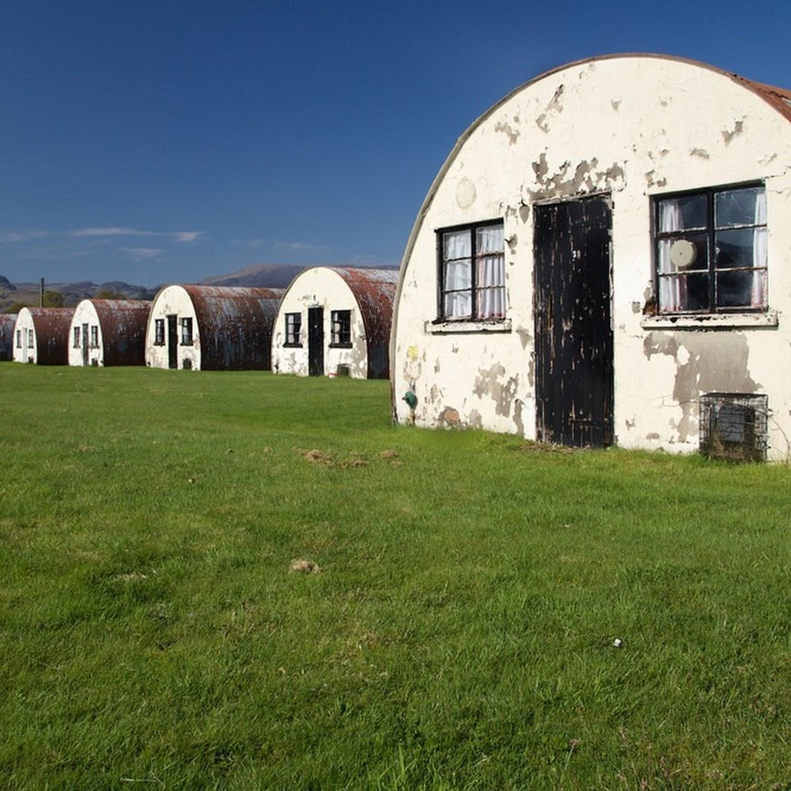 Cultybraggan: Britain's Last POW Camp