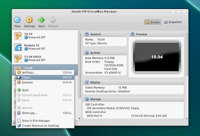 VirtualBox 4.1