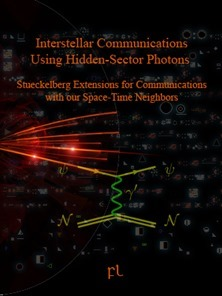 Interstellar Communications Using Hidden-Sector Photons Cover