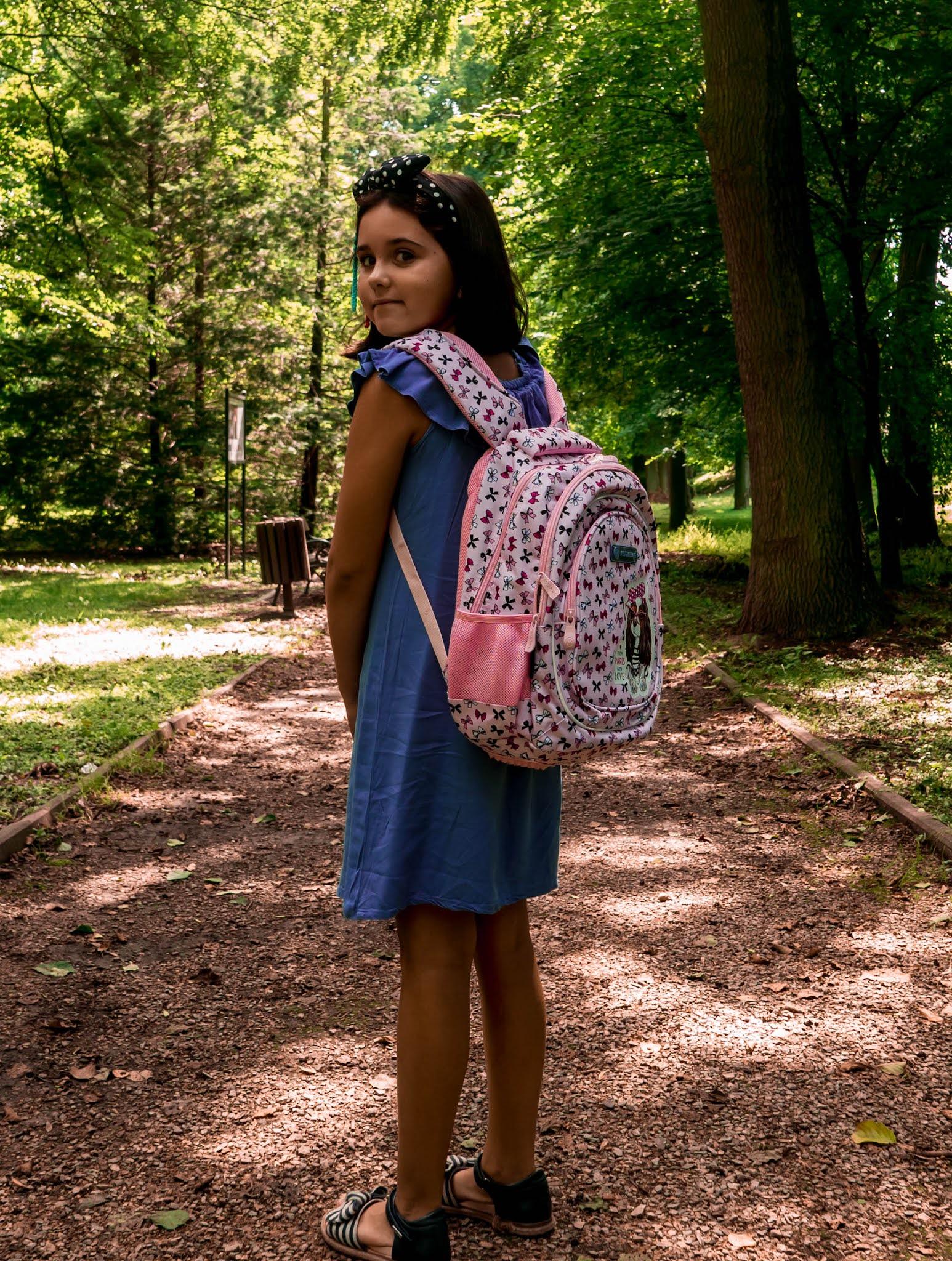 Jaki powinien być plecak do pierwszej klasy