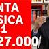 Renta Básica Permanente $327.000 Mensuales por Persona: Proyecto Ley