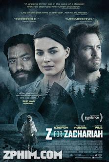 Tình Yêu Ngày Tận Thế - Z for Zachariah (2015) Poster