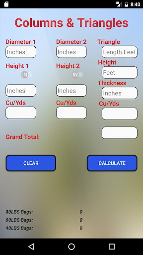 Asphalt Calculator Advanced  screenshots 4