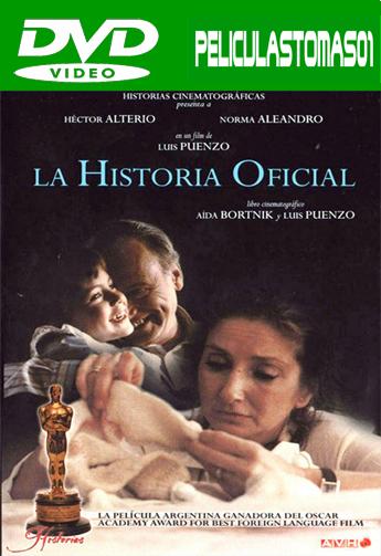La historia oficial (1985) DVDRip
