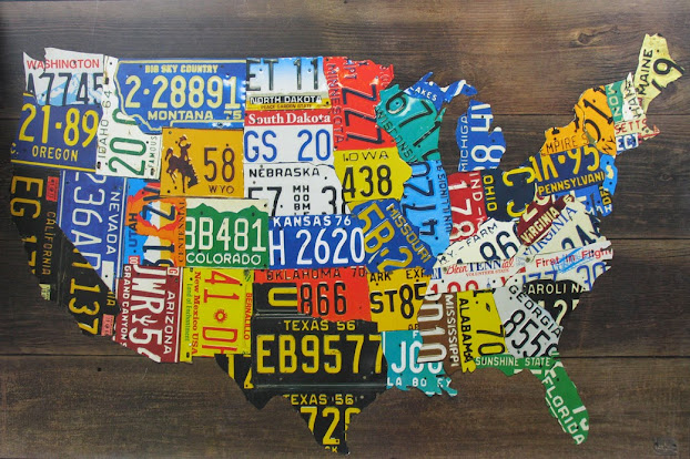 License Plates - Mr. Duda Academic on using map of missouri license plates, united states map printable pdf, united states license plate game, 50 states license plates, united states map with scale, us map made of license plates, united states license plate designs, united states map art, united states licence plates, united states license plates 2014, united states map printout, furniture made from license plates,