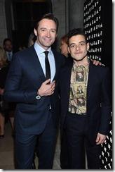Hugh Jackman e Rami Malek