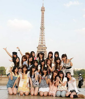 [TV-Variety] AKB48 – AKB48 in Paris [2009] (DVDISO)