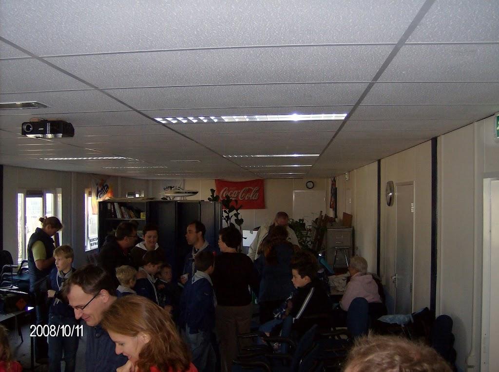 Installatie Bevers, Welpen en Zeeverkenners 2008 - HPIM2211.jpg