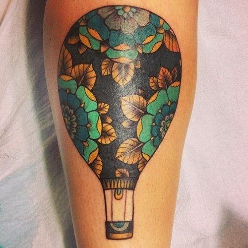 este_fenomenal_de_balo_de_ar_quente_tatuagem