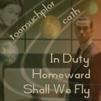 in duty homeward shall we fly podcover