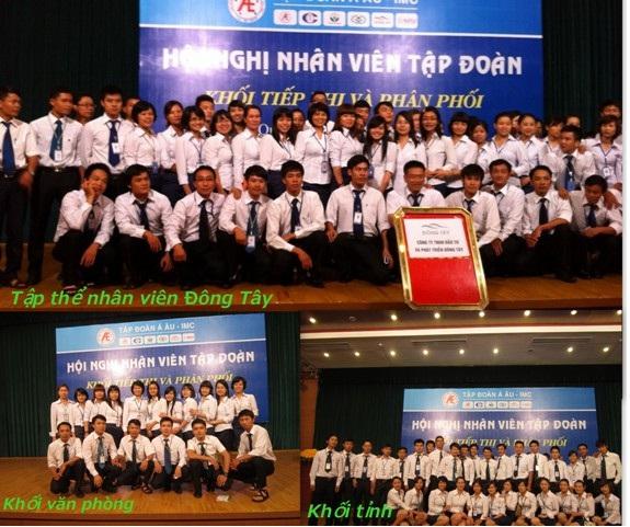 Hội nghị nhân viên 2012: Đổi mới sáng tạo và thành công vượt bậc