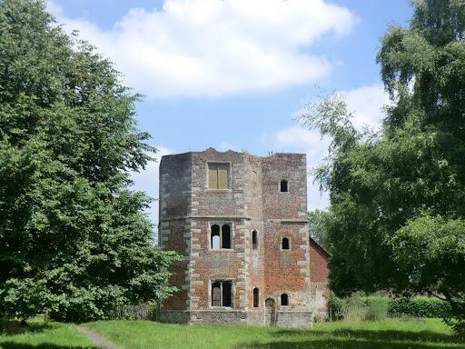 CIMG7473 Archbishop's Palace (ruin), Otford
