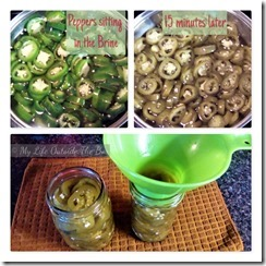 Making Pickled Jalapeno Peppers