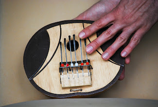 Photo: Winning Shell Number: 351  8. Instrument made from a pumpkin and 6 metal strings