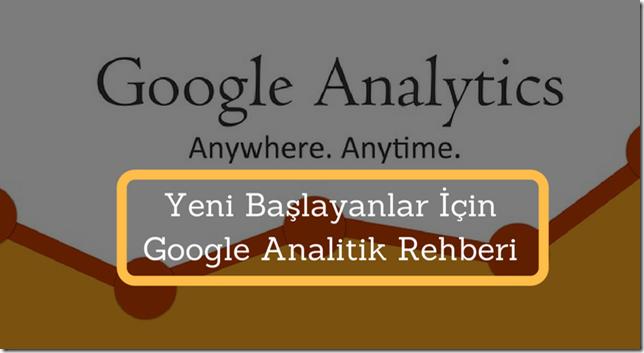 google-analitik-kurulumu