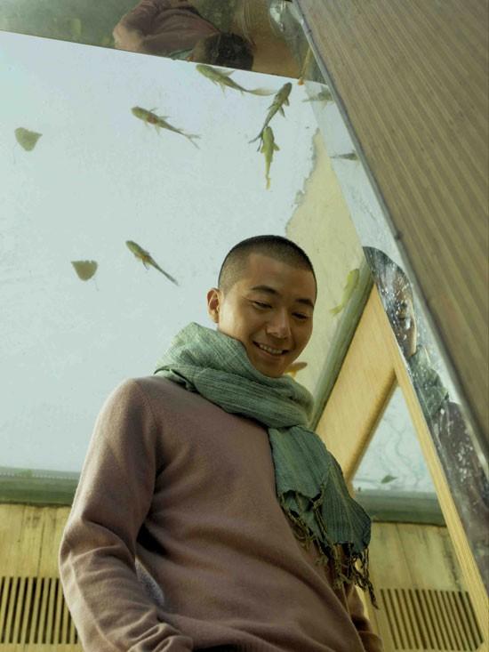An Hu China Actor