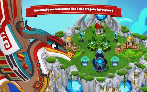 DragonVale  captures d'écran 1