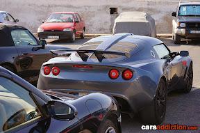 Rear Lotus