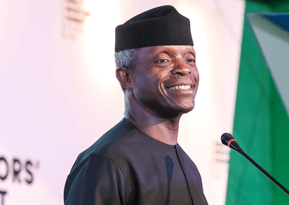 Let us unite and fight our common enemy — Osinbajo begs Nigerians
