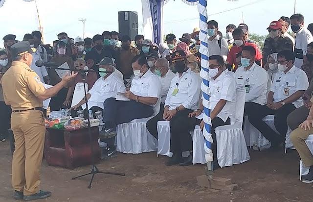 Gubernur Optimis Food Estate Kalimantan Tengah akan Berhasil