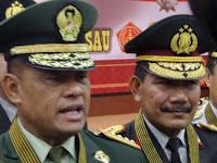 Teruskan Jenderal!! Kami Tidak Takut Di Pecat Meskipun Presiden Jokowi Melarang TNI Dan Polri Sweeping Atribut PKI