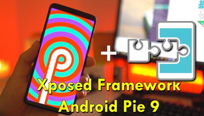 Download dan Cara Install Xposed Framework Android Pie 9.0