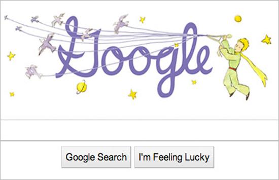 Ông thánh Google?