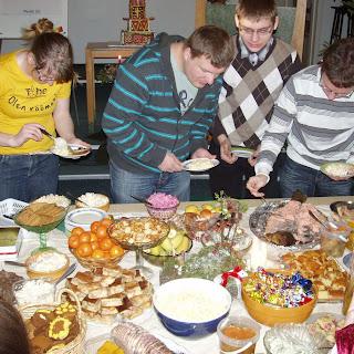 Koguduse jõululõuna 2011
