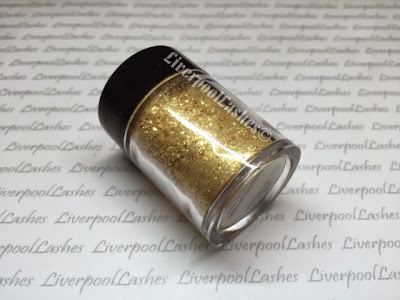 liverpoollashes lecente new world collection stardust glitter starlight cnd shellac