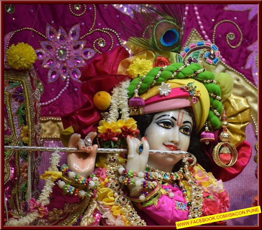 ISKCON Pune Camp Deity Darshan 09 Jan 2017 (3)