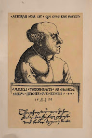 Cover of Julius Hartmann's Book Theophrast von Hohenheim (in German)