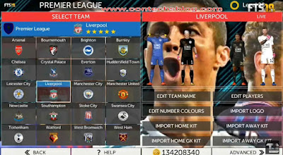 first touch soccer 2019 fts 19 apk data obb download with unlimited coins mod contechblog free browsing android guide games reviews first touch soccer 2019 fts 19 apk