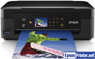Download Epson Expression Home XP-406 laser printer driver and install without installation DVD