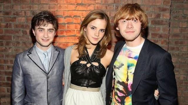 Você sabe o tamanho dos atores de Harry Potter, Quem é o mais alto e quem é o mais baixinho da turma ?