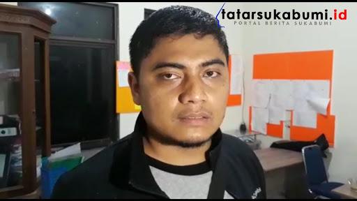 Ketua Bawaslu Kabupaten Sukabumi, Teguh Harianto // Foto : Isep Panji