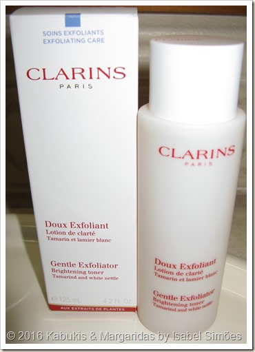 Doux Exfoliant Lotion de Clarté da Clarins