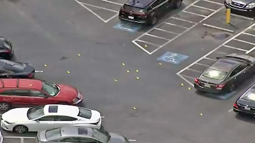 Georgia mall argument escalates to gunfire leaving 1 injured 7 detained