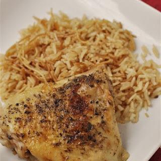 Oregano Chicken Recipe