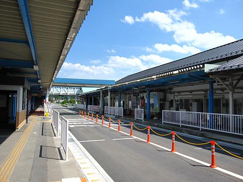 JR気仙沼駅 ホーム その2